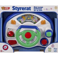 BUDDY STYRERAT N. LYS/LYD 56015