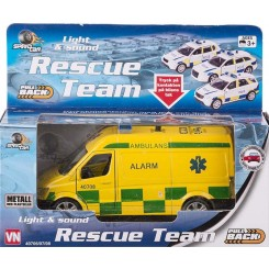 AMBULANCE BIL SPEEDCAR 40708