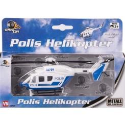POLITI HELLIKOPTER SPEEDCAR 40709