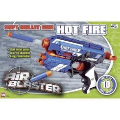 SOFT BULLET GUN 10 PILE 42041