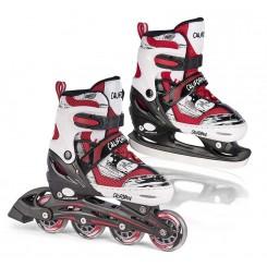 COMBI IN-LINE & ICE SKATER