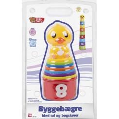 BYGGEBÆGER M. TAL BABY...