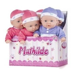 MATHILDE DUKKE MY BABY LOVE 61239