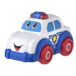 LIGHTS & SOUNDS POLICE CAR