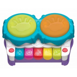 2i1 LIGHT UP MUSIK PLAYGRO