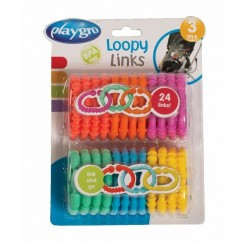 LOOPY LINKS SAMLERINGE 24 STK 0184556