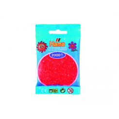 HAMA MINI NEON RED 501-35...