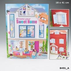 CREATE SWEET HOME M LÅGER 8491