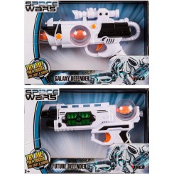 SPACE PISTOL LYS+LYD 42132