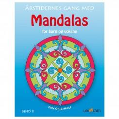 ÅRSTIDENS GANG BIND 2 MANDALAS