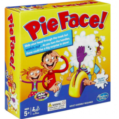 PIE FACE SHOWDOWN SPIL