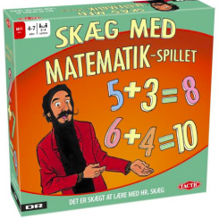 SKÆG MED MATEMATIK SPILLET
