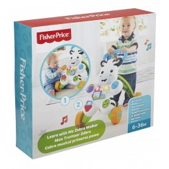 ZEBRA WALKER FISHER PRICE 91091