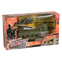 MICRO SOLDIER HELIKOPTER 42169