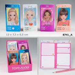 3D NOTESBOG MOBIL TOP MODEL 048741