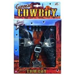 GUNMAN COWBOY SHERIFF
