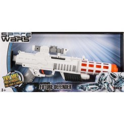 SPACE WARS RIFFEL LYD+LYS...