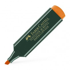 ORANGE TEXLINER FABER CASTELL