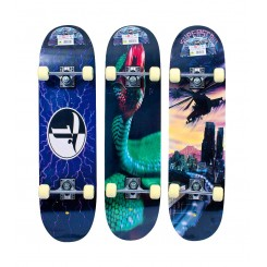 SKATEBOARD ALU ASS 24304