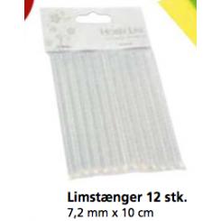 LINSTÆNGER 12 STK. 7,2MM X 10 CM