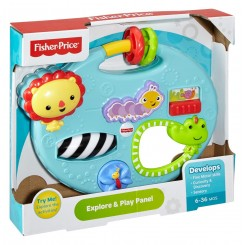 FISHER PRICE BABY PLAY PANEL 91035