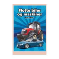 FLOTTE BILER OG MASKINER...