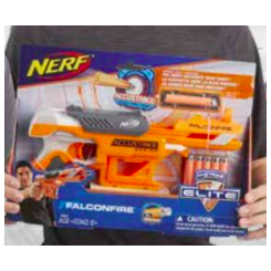 NERF ACCUSTIKE FALCON FIRE ELITE