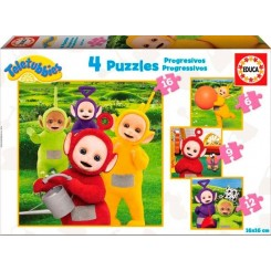 17015 TELETUBBIES PUSLE 4...