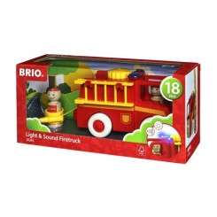 BRIO LIGHT & SOUND BRÆNDBIL...