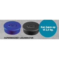 SUPERMAGNET Ø 35 MM BÆREEVNE 2500G