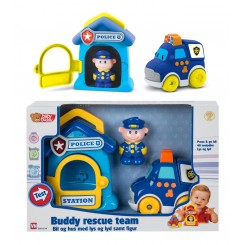 RESCUE TEAM ASS BABY BODDY