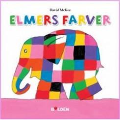 ELMERS FARVER PAPBOG