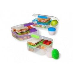 BENTO CUBE LUNCH 1,25 L - 21685