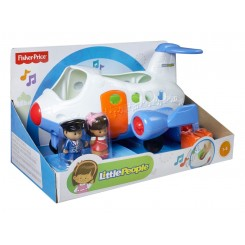 FISHER PRICE FLYVEMASKINE LP 91075