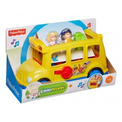 FISHER PRICE SKOLEBUS LP 91073
