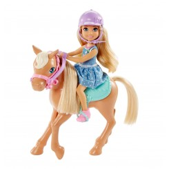 BARBIE CHEALSEA OG PONY 96006