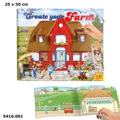 FUNNY FARM DESIGNBOG TOPMODEL045419