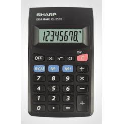 SHARP EL-233SB LOMMEREGNER