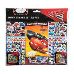 CARS 3 MEGA STICKERS 32299
