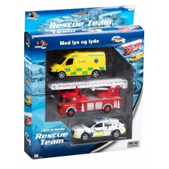 SPEED CAR RESCUE SÆT 40692