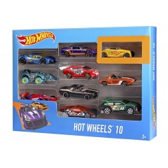 HOT WHEELS 10 PACK 94011