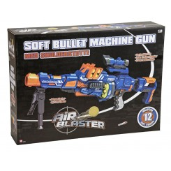 AIR BLASTER SOFT BULLET GEVÆR 42056