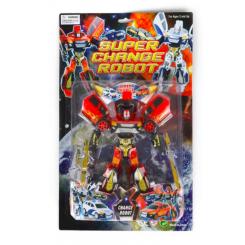 ROBOT TRANSFORMER 3 ASS 50761