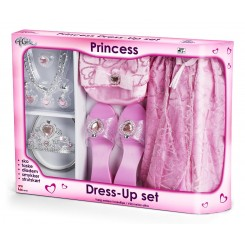 STORT PRINSESSESÆT 4 GIRLS 63185