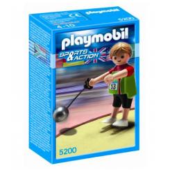 5200 HAMMERKASTER PLAYMOBIL