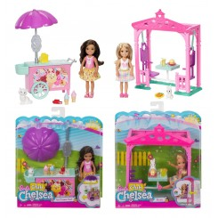 96074 BARBIE CHELSEA CLUB PLAYSET