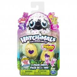 2 STK HATCHIMALS