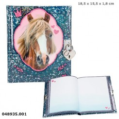 DAGBOG BLÅ HORSES DREAM