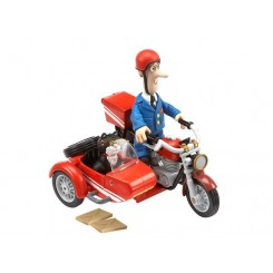 POSTMAN PERS MOTORCYKEL