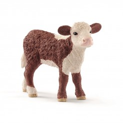 13868 HEREFORD CALF